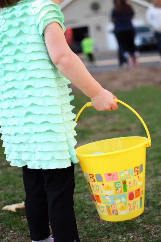 Easter Egg Hunt Photo Ideas