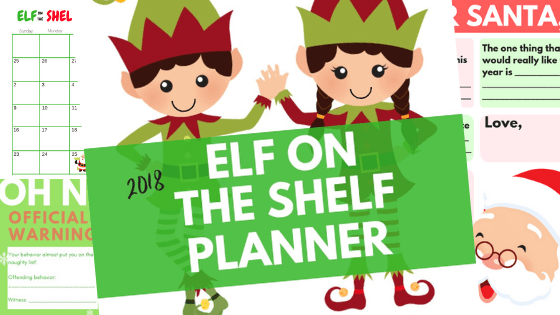 Elf On The Shelf Ideas: A Busy Mom's Guide To Killin' It This Christmas