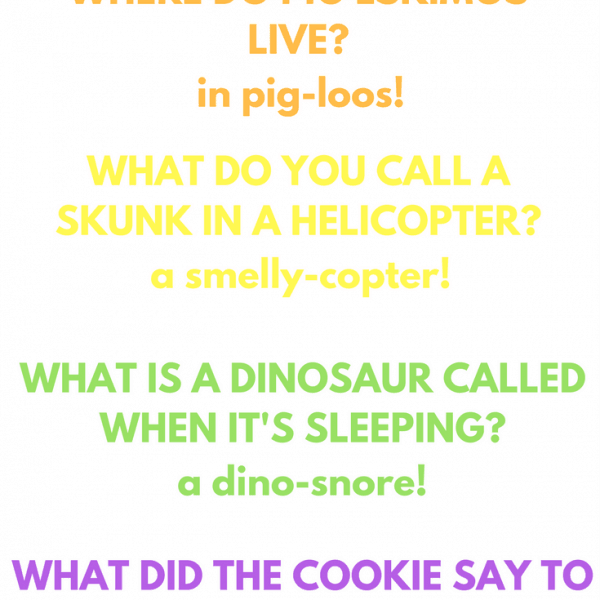Jokes For 5 Year Olds: Super Funny Jokes To Make Your Kid Crack Up
