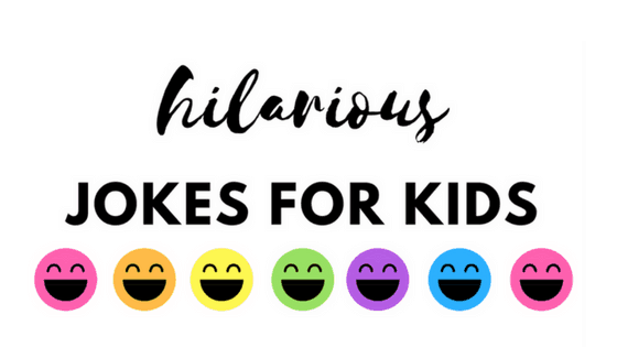 really funny kids jokes