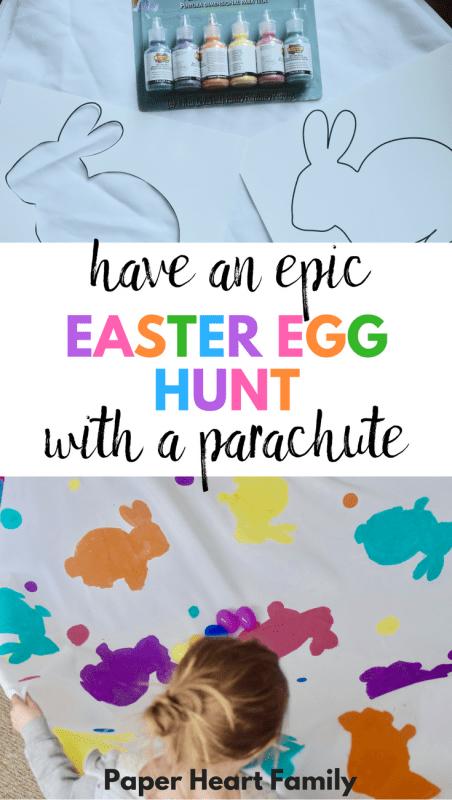 Easter egg hunt game ideas for kids