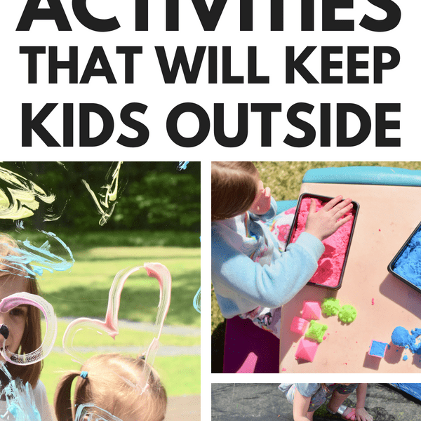 30 Fun Summer Activities Kids Need To Get Outside And Active