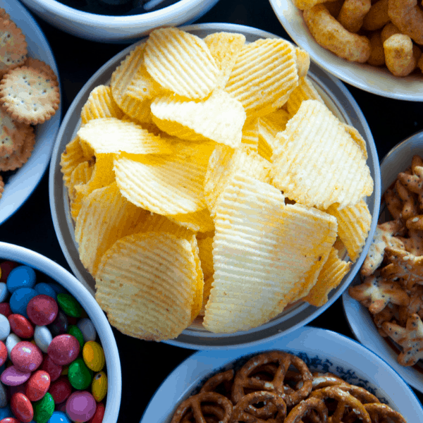MSPI Diet Food List: Easy Snacks