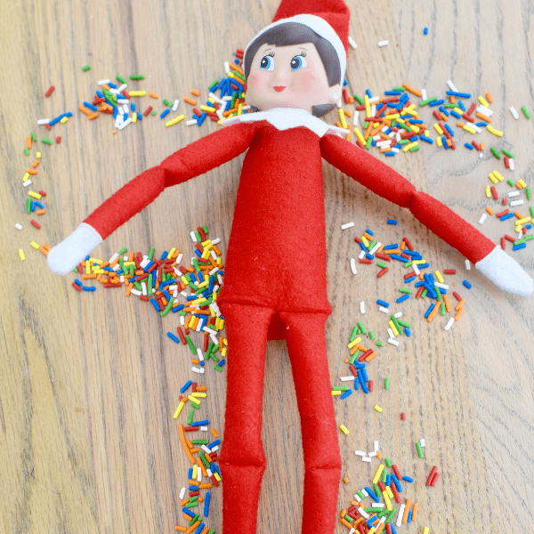 Easy Elf On The Shelf Ideas Because Christmas Is Busy Enough