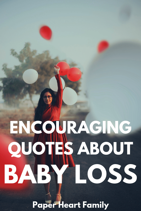 Baby Loss Quotes For Grieving Parents |