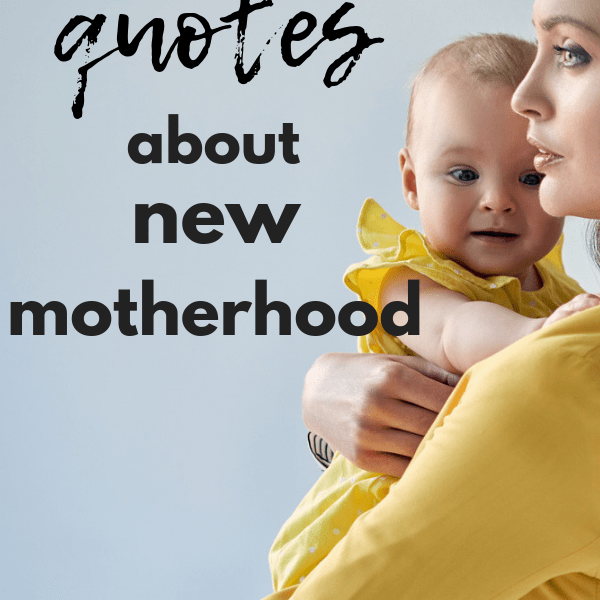 Baby Quotes For New Moms And Dads