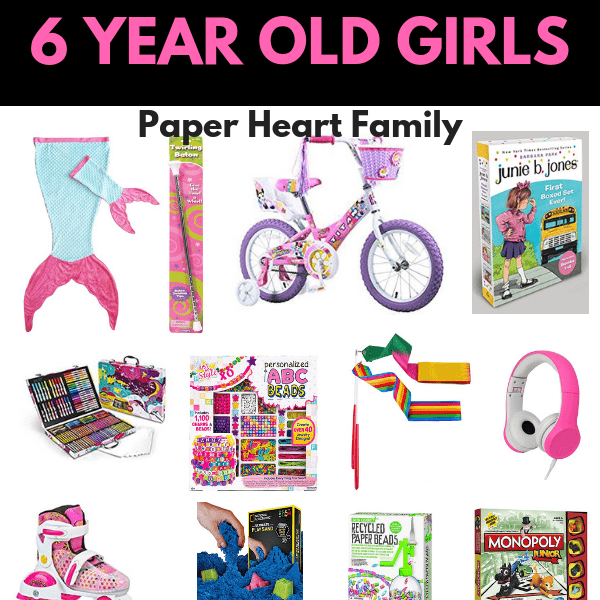 Best Gifts For 6 Year Old Girls- The Ultimate Gift Guide For 2018
