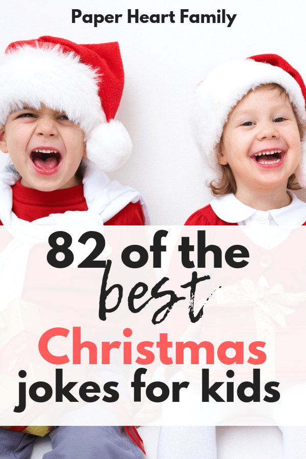 82 Christmas Jokes For Kids