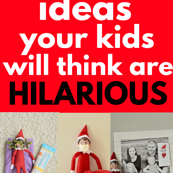Funny Elf On The Shelf Ideas That Will Have The Whole Family Laughing