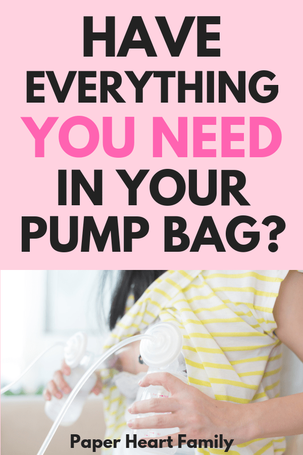 Having the right breast pump bag essentials with you at work will make or break your day. Get the ultimate list of pumping must haves.