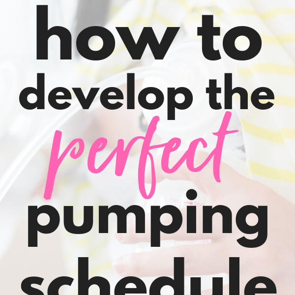 Breastfeeding And Pumping Schedule- When Should You Pump?