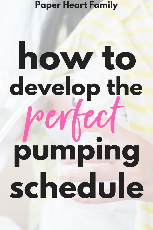 Learn the dos and don't of developing your own perfect breastfeeding and pumping schedule.