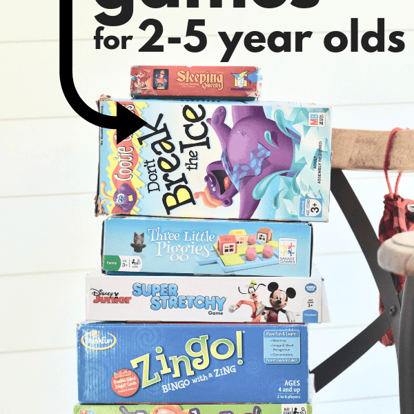 2018 Best Board Games For Toddlers (For A Successful Game Night With Toddlers)