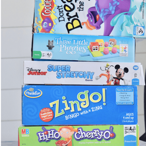 2019 Best Board Games For Toddlers (For A Successful Game Night With Toddlers)