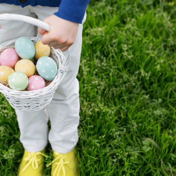 10 Easter Egg Hunt Ideas For Toddlers (Frustration-Free!)