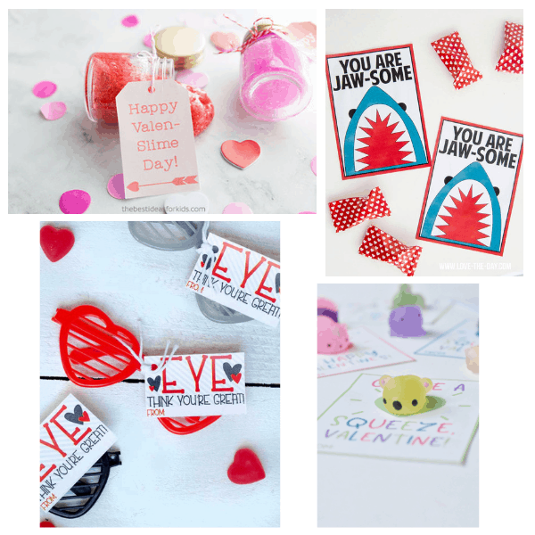 The TRENDIEST Valentine Card Printables For Kids