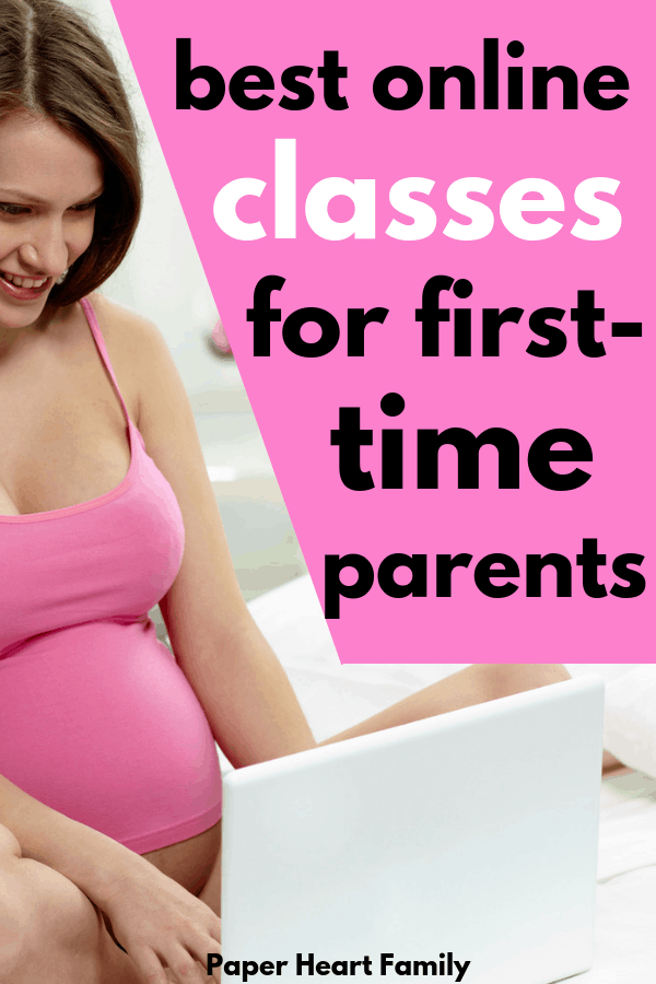 Online courses for new and expecting parents