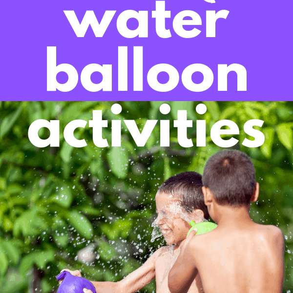 Awesome Water Balloon Activities to Keep Cool This Summer