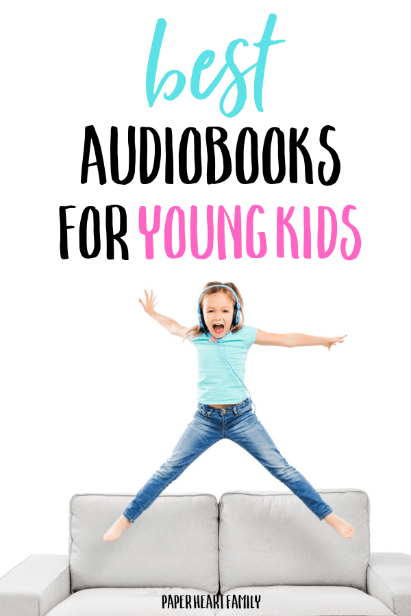 Best audiobooks for toddlers and young children