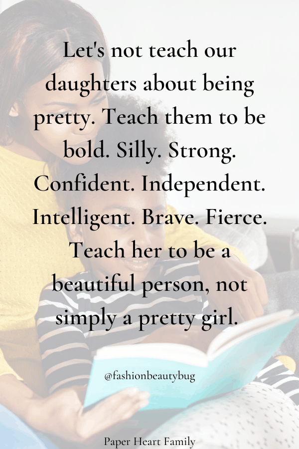 Quotes to tell your daughter that you love her