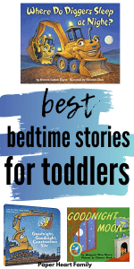Best bedtime stories for 2-year-olds