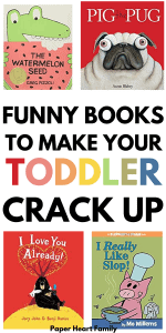 Hilarious books for 2-year-olds