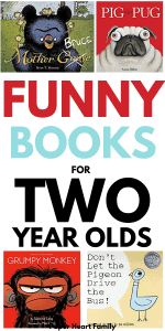 Funny books for 2-year-olds