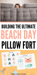 Easy and fun pillow fort ideas for kids